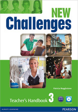 New Challenges 3: Teacher's Handbook (+ CD-ROM),