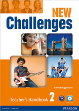 New Challenges 2: Teacher's Handbook (+ CD-ROM),