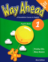 Way Ahead 1: Pupil's Book (+ CD-ROM),