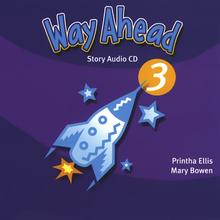 Way Ahead 3: Story (аудиокурс на 2 CD),