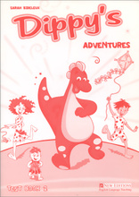 Dippy's Adventures: Test Book 2,