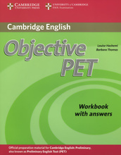 Objective PET: Workbook with Answers,