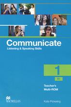 Communicate 1: Listening and Speaking Skills: Teacher's Multi-ROM,