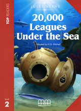 20.000 Leagues Under The Sea: Student's Book (+ CD),