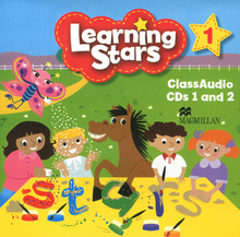 Learning Stars: Level 1: Class Audio CDs (аудиокурс на 2 CD),