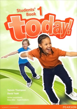 Today! Students' Book 1,