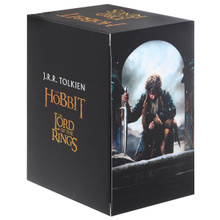 The Hobbit. The Lord of the Rings (комплект из 4 книг),