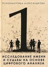 Исследование имени и судьбы на основе цифрового анализа, А. Ф. Александров