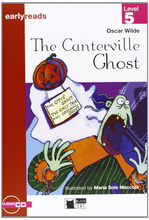 The Canterville Ghost: Level 5 (+ CD),