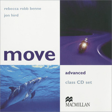 Move: Advanced: Class CDs (аудиокурс на 2 CD),