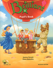 Brilliant 3: Pupils Book (+ CD),