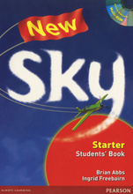 New Sky Starter: Students' Book,