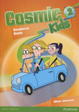 Cosmic Kids 2: Students' Book (+ CD-ROM),