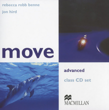 Move: Advanced (аудиокурс на 2 CD),