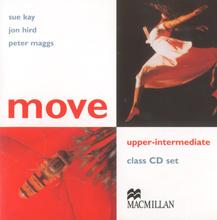 Move: Upper-Intermediate (аудиокурс на 2 CD),