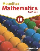 Macmillan Mathematics 1B: Pupil's Book,