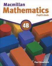 Macmillan Mathematics 4B: Pupil's Book,
