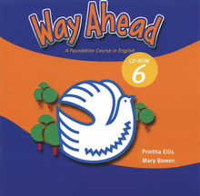 Way Ahead 6: A Foundation Course in English (аудиокурс на CD),