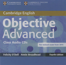 Objective Advanced: Class Audio CDs (аудиокурс на 2 CD),