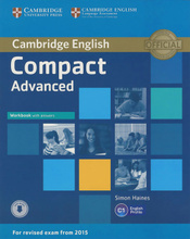 Compact Advanced: Workbook without Answers,