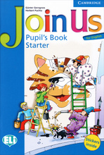 Join Us for English: Starter: Pupil's Book,