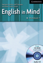 English in Mind: Workbook 4 (+ CD),