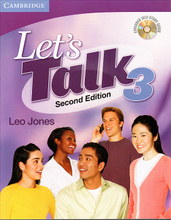 Let's Talk 3: Student's Book (+ CD),