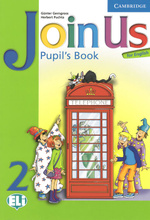 Join Us for English 2: Pupil's Book,