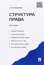 Структура права, Т. В. Кашанина