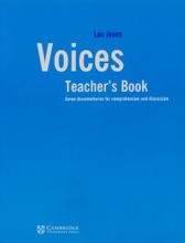 Voices Video Teachers Book,