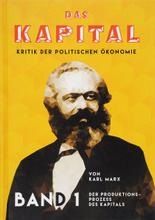 Das Kapital: Kritik der politischen Okonomie: Band 1 / Капитал. Критика политической экономии. Том 1, Karl Marx
