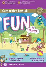 Fun for Movers: Student's Book,