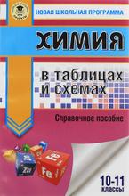 Химия в таблицах и схемах. 10-11 классы, Е. В. Савинкина, Г. П. Логинова