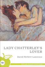 LADY CHATTERLEY`S LOVER, David Herbert Lawrence