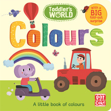 Toddler's World: Colours,