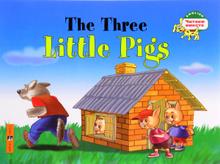 The Three Little Pigs / Три поросенка, Н. А. Наумова