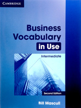 Business Vocabulary in Use: Intermediate,