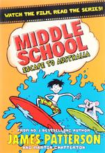 Middle School: Escape to Australia: (Middle School 9),