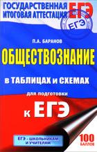 Обществознание в таблицах и схемах. 10-11 классы, П. А. Баранов