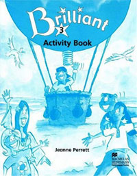 Brilliant 3: Activity Book,