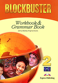 Blockbuster 2: Workbook & Grammar Book, Jenny Dooley, Virginia Evans
