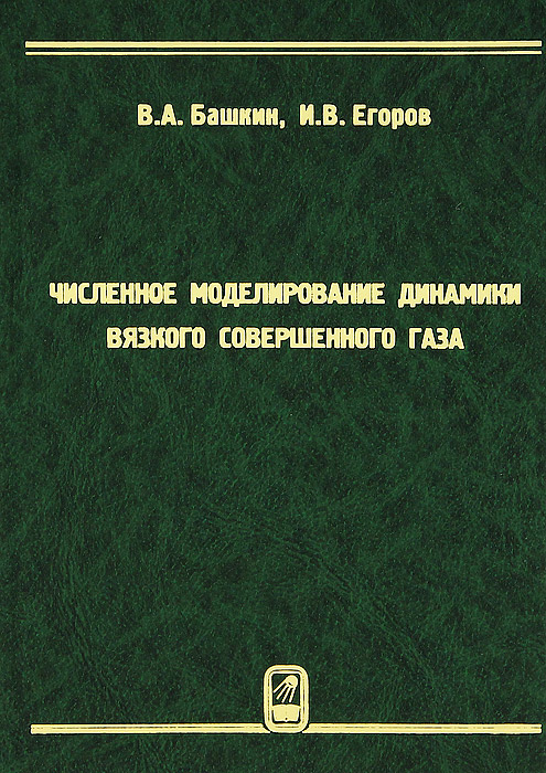 Численное моделирование динамики вязкого совершенного газа, В. А. Башкин, И. В. Егоров