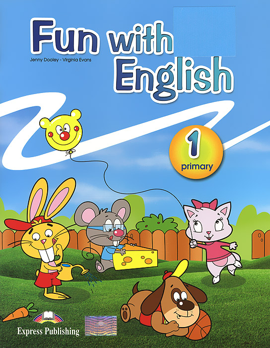 Fun with English 1: Primary, Jenny Dooley, Virginia Evans