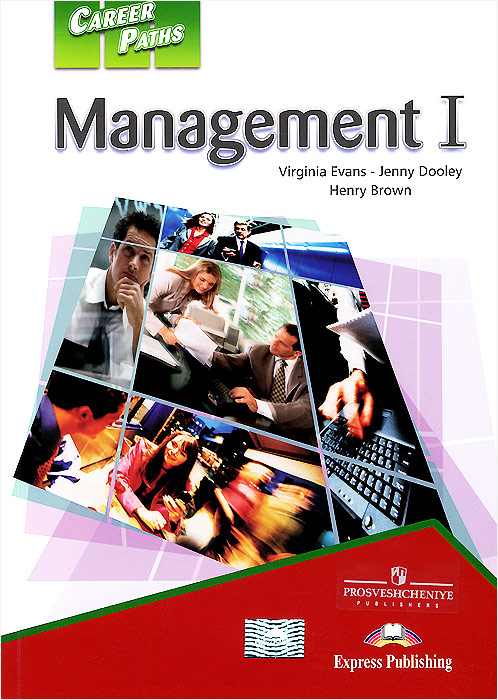 Management I: Student's Book: Book 1, Virginia Evans, Jenny Dooley, Henry Brown