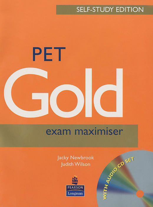 PET Gold Exam Maximiser with Key (+ 2CD),