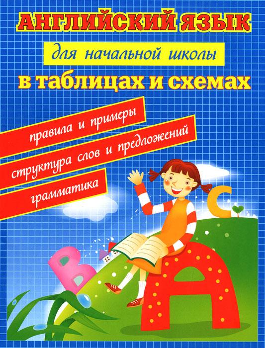 Английский язык для началальной школы в таблицах и схемах, Н. Л. Вакуленко