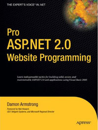Pro ASP.NET 2.0 Website Programming,