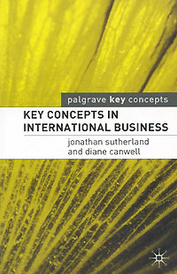 Key Concepts in International Business,