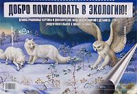 Добро пожаловать в экологию! Демонстрационные картины и динамические модели для занятий с детьми 6-7 лет, О. А. Воронкевич