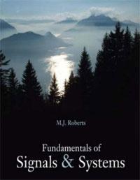 Fundamentals of Signals & Systems,